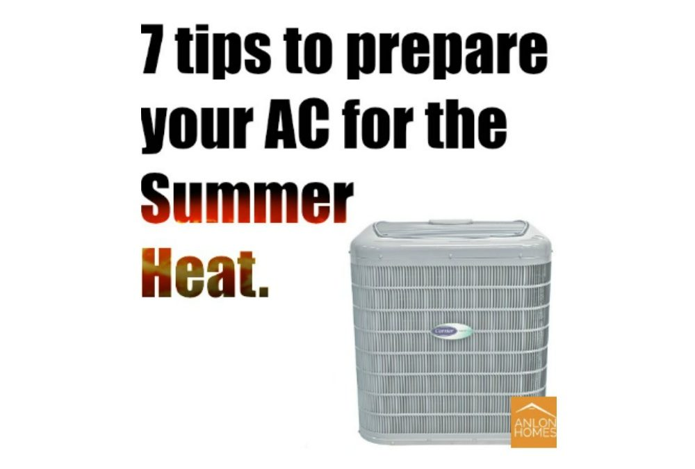 7 tips to Prepare your HVAC for Summer