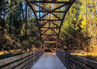 Happy Valley bridge
