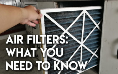 Air Filters: What you need to know.