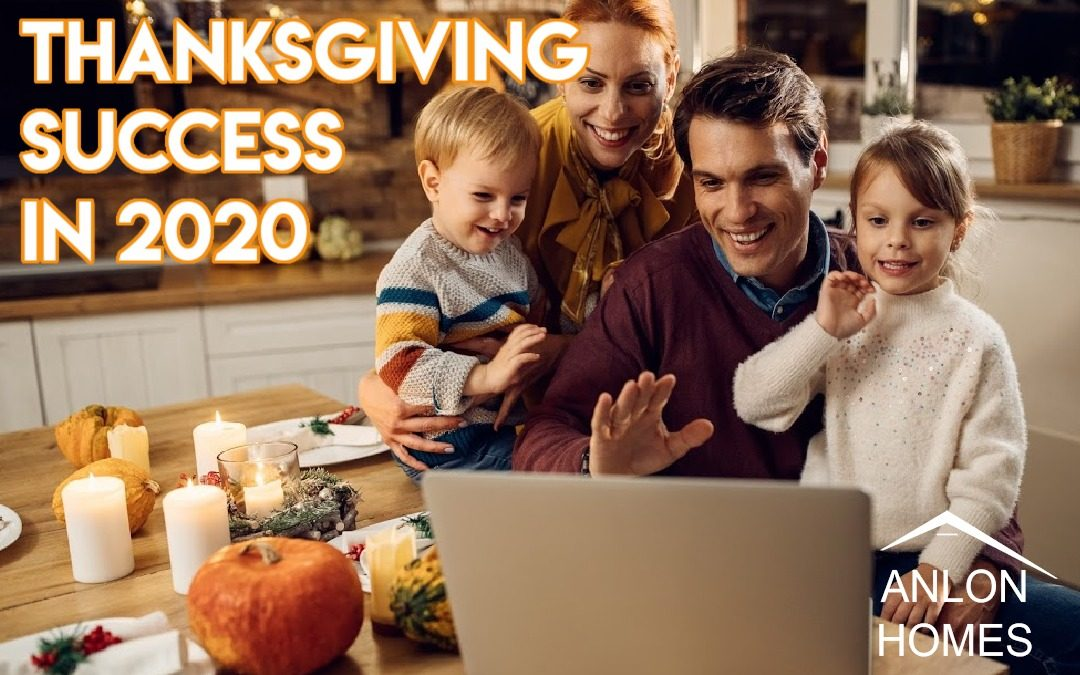 Thanksgiving Success and Making New Memories